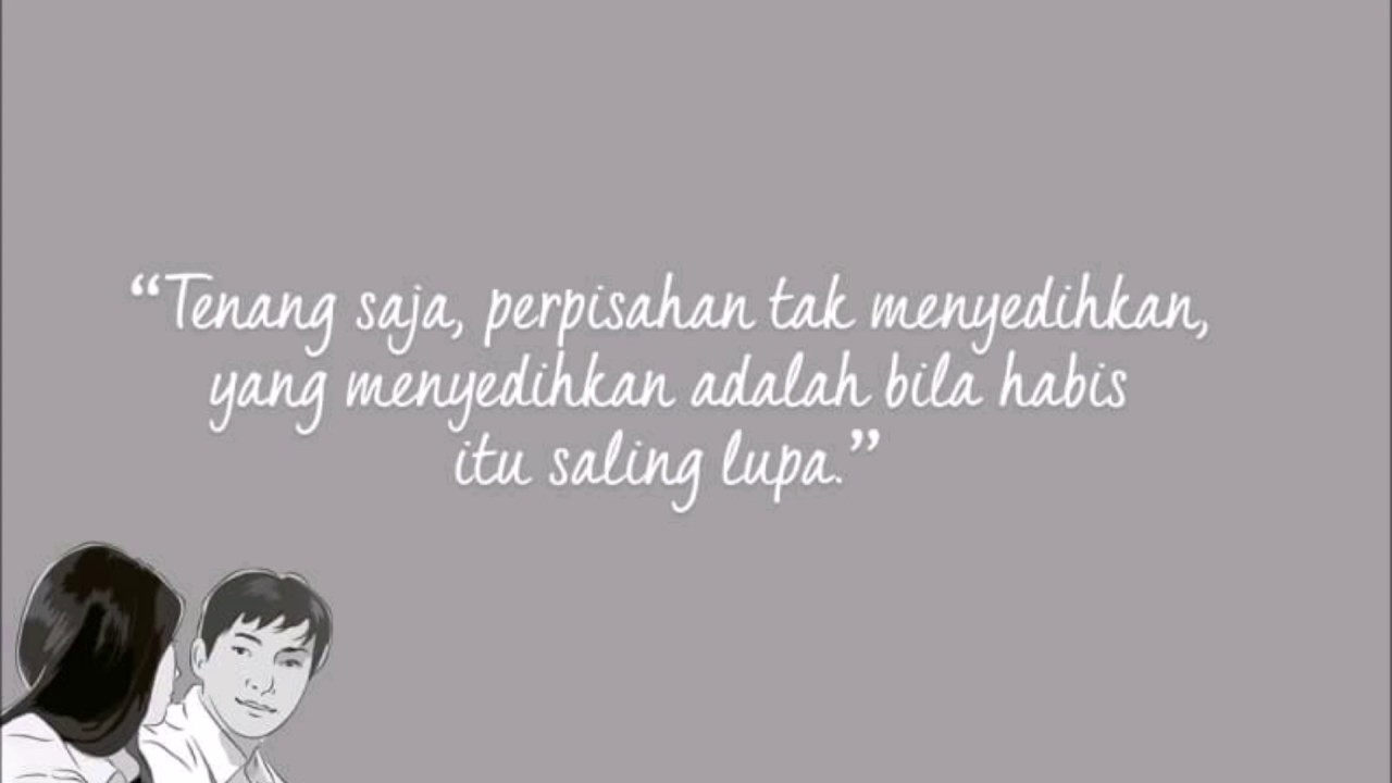 Quotes Film Dilan