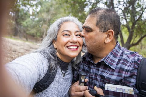 senior mexican couple taking a selfie royalty free image 1608498760