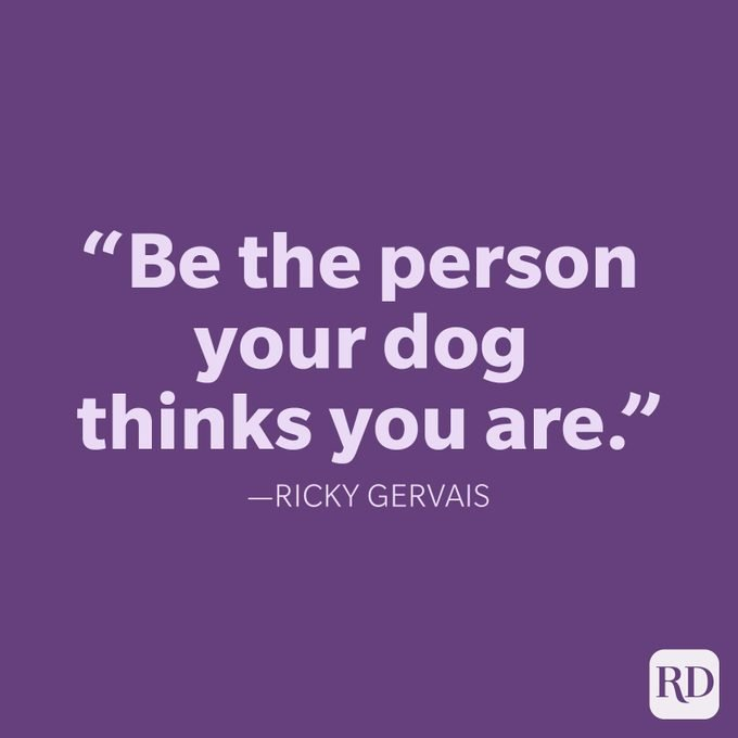 ricky gervais be yourself quote.jpg